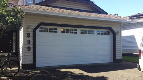 Therma tech t128 ranch style insulated steel door for Therma door garage insulation