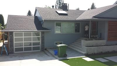 North Vancouver Install Modern Classic Garage Door