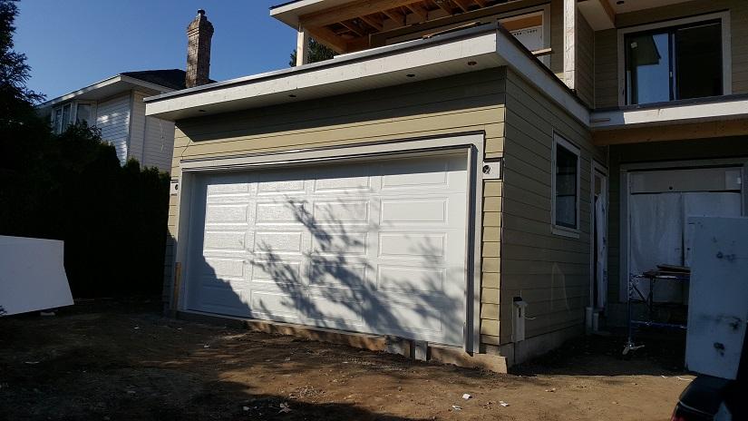 Therma tech insulated steel door surrey access garage for Therma door garage insulation