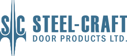 Steel Craft Door Logo