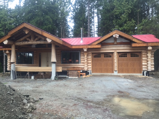 View of Amarr Classica installed in Maple Ridge
